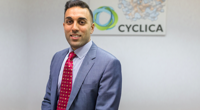 Toronto Cyclica raises $2.4M for drug discovery using computer simulation