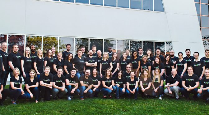 Waterloo Axonify, helps companies train / better retain their employees, raises $27 million to date