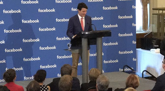 Facebook to open AI research lab in Montreal