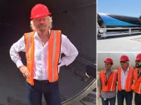 Richard Branson Backs Toronto to Montreal 39 Minutes Hyperloop